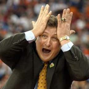 Bob Huggins is listed (or ranked) 1 on the list The Most High Strung Coaches in College Sports