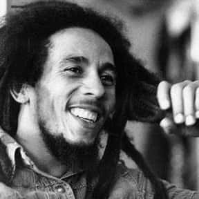 Bob Marley is listed (or ranked) 17 on the list List of Famous Musicians