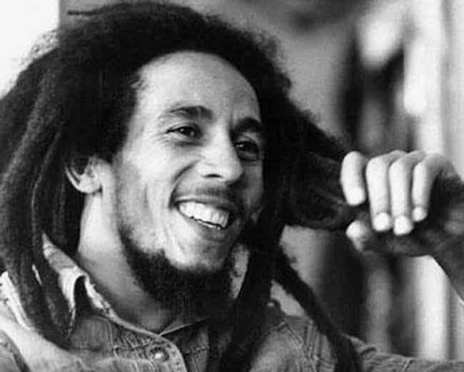 Bob Marley is listed (or ranked) 3 on the list 17 Celebrities Who Were Diagnosed with Cancer Before the Age of 40