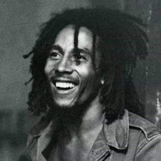 Bob Marley is listed (or ranked) 4 on the list Musicians with Their Own Marijuana Products