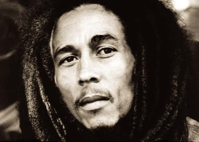 Bob Marley is listed (or ranked) 18 on the list 29 Famous People (Allegedly) Killed by the Illuminati