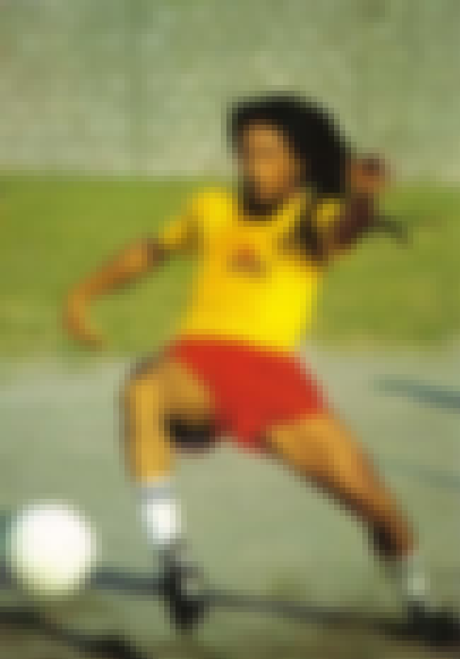 Bob Marley is listed (or ranked) 1 on the list 20 Celebrities Who Played Soccer in High School