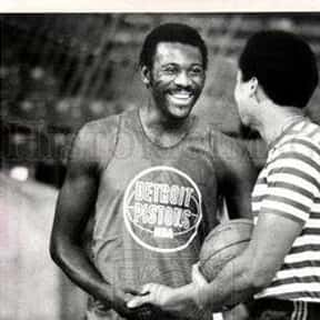 Bob McAdoo is listed (or ranked) 9 on the list The Best Detroit Pistons Centers of All Time