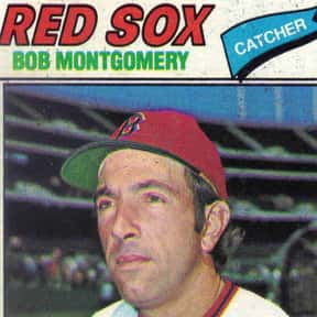 Bob Montgomery is listed (or ranked) 8 on the list The Best Red Sox Catchers of All Time