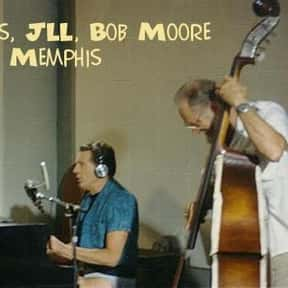 Bob Moore is listed (or ranked) 8 on the list Monument Records Complete Artist Roster