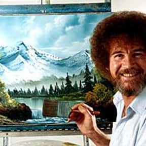 Bob Ross is listed (or ranked) 17 on the list People We Wish Were Still Alive