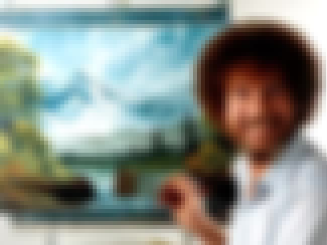 Bob Ross is listed (or ranked) 1 on the list Artists Who Should Have Biopics, Ranked