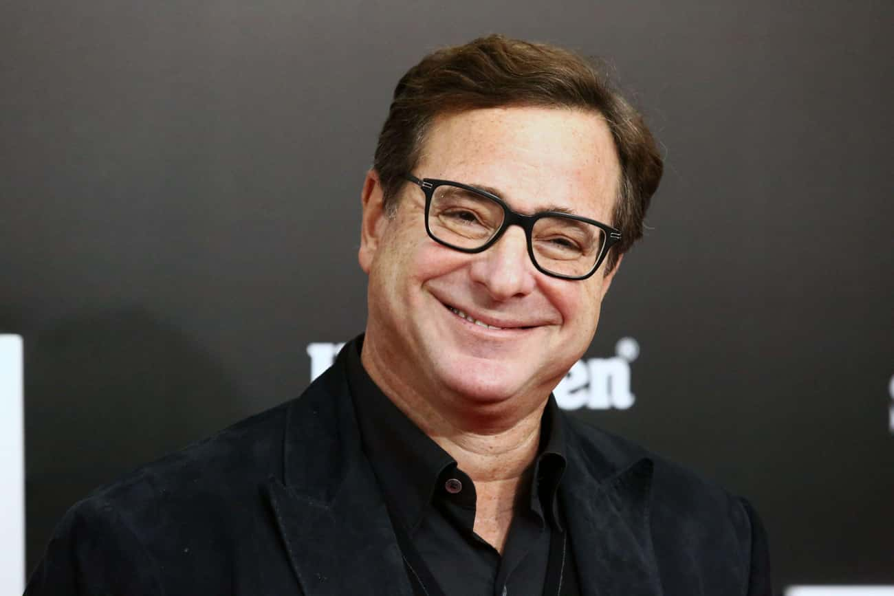 Bob Saget is listed (or ranked) 2 on the list Famous Abington Senior High School Alumni