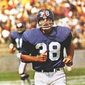 Bob Tucker is listed (or ranked) 12 on the list The Best NFL Tight Ends of the '70s