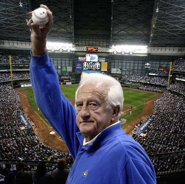 Bob Uecker is listed (or ranked) 4 on the list Celebrities Who Live in Wisconsin