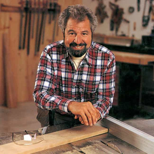 Bob Vila is listed (or ranked) 1 on the list 12 Famous People Who Were in the Peace Corps