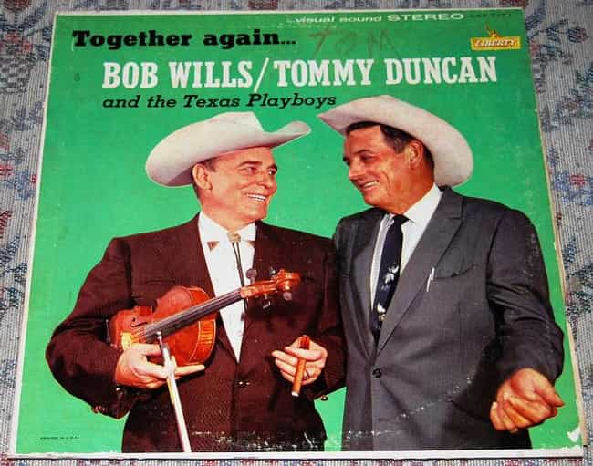 Bob Wills is listed (or ranked) 4 on the list Famous People Who Died of Bronchopneumonia