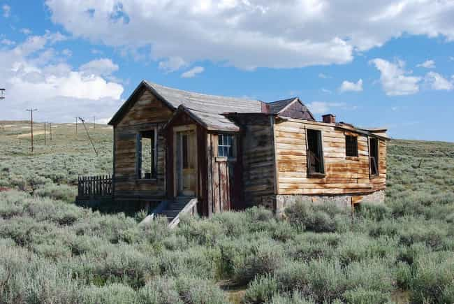 Bodie is listed (or ranked) 1 on the list America's Coolest Ghost Towns
