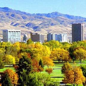 Boise is listed (or ranked) 8 on the list The Best Places to Raise a Family in the US