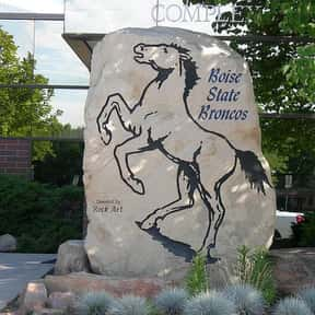 Boise State University is listed (or ranked) 20 on the list Drama & Theater Schools in the US