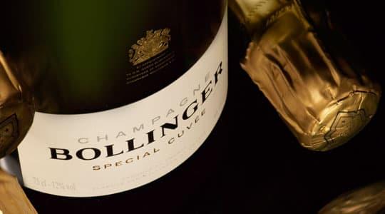 Random Best French Champagne Brands
