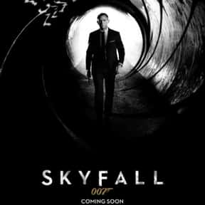 Skyfall is listed (or ranked) 4 on the list Every James Bond Movie, Ranked Best to Worst