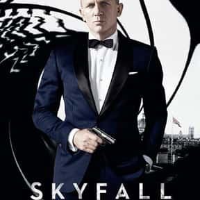 Skyfall is listed (or ranked) 12 on the list The Best Spy Movies