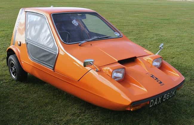 Bond Bug is listed (or ranked) 4 on the list The Ugliest Cars In The World