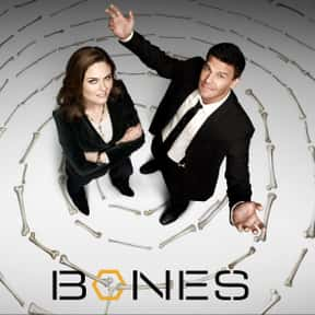 Bones is listed (or ranked) 2 on the list The Very Best Procedural Dramas of the 2010s