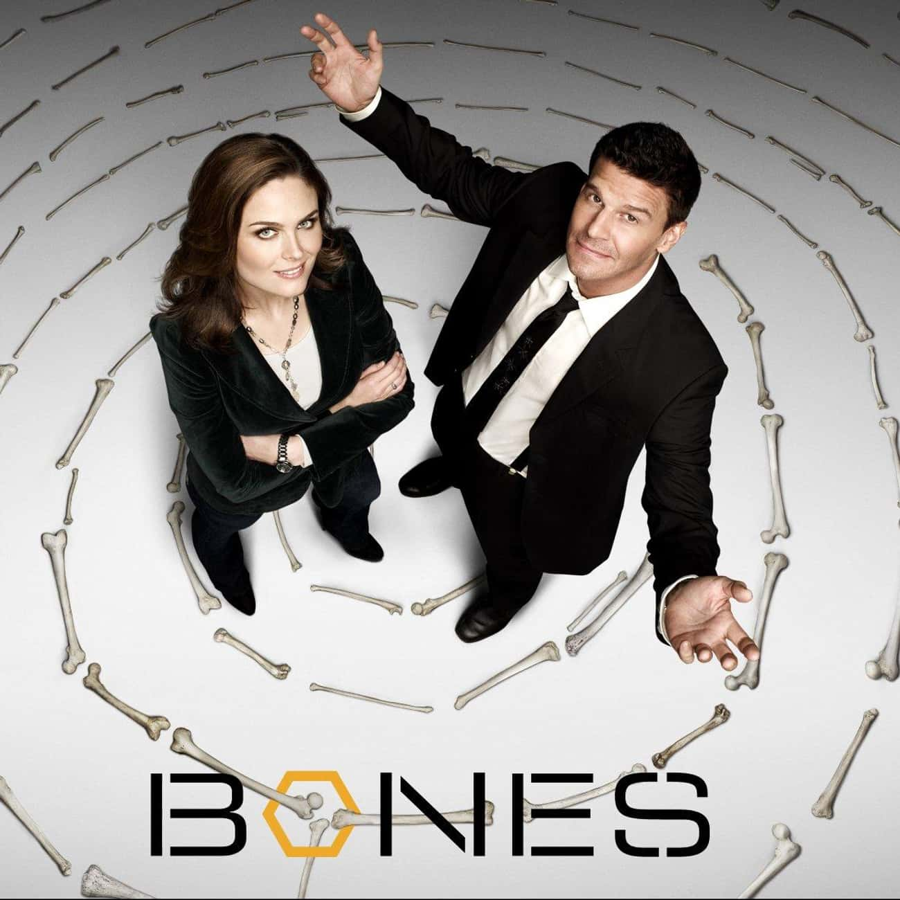 Bones is listed (or ranked) 3 on the list What to Watch If You Love 'Grey's Anatomy'