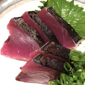 Bonito is listed (or ranked) 14 on the list The Best Fish for Sushi