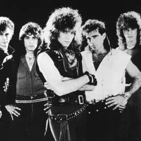Bon Jovi is listed (or ranked) 9 on the list The Best Hair Metal Bands Of All Time