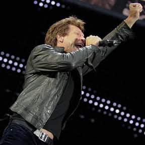Bon Jovi is listed (or ranked) 5 on the list The Best Musical Artists From New Jersey