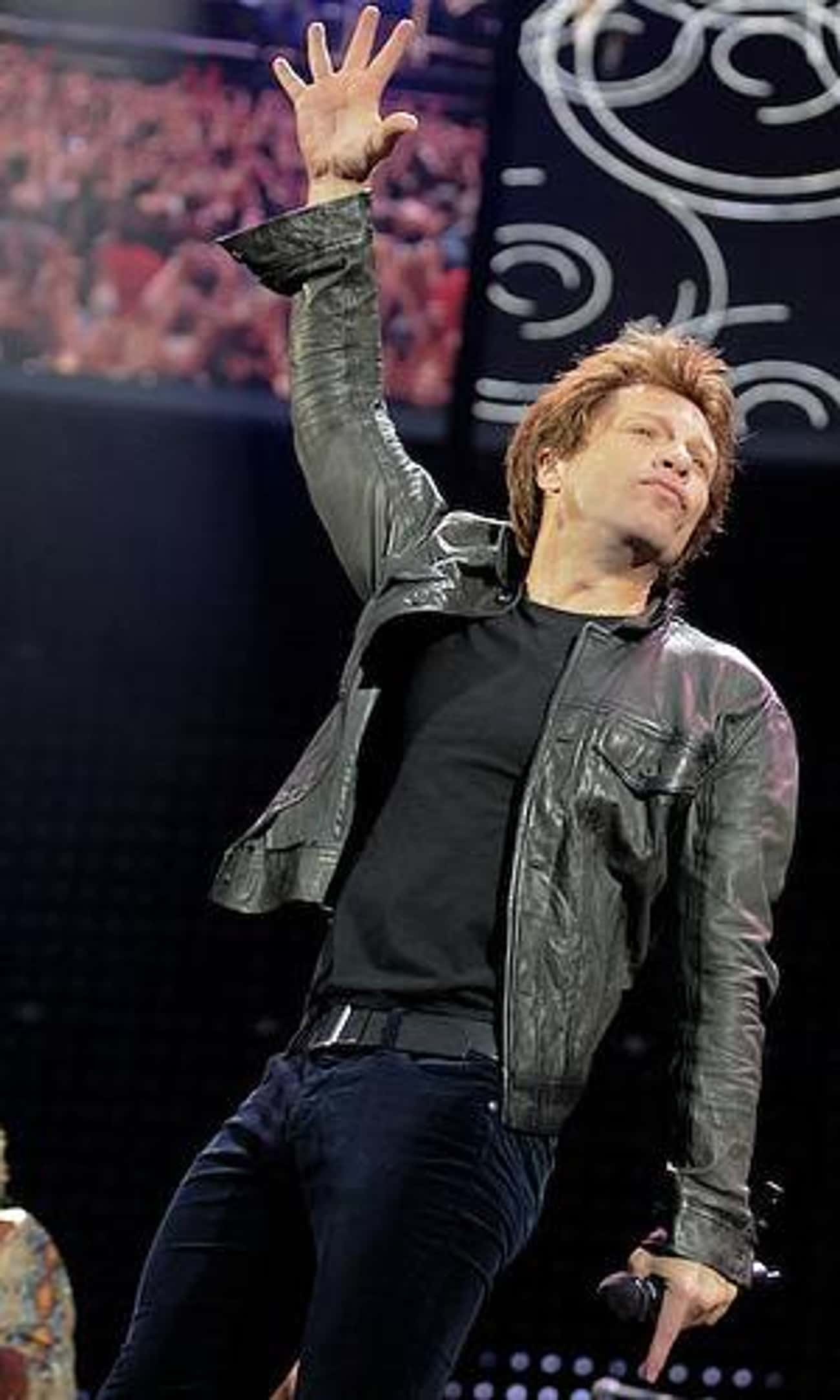 Bon Jovi is listed (or ranked) 4 on the list The Richest Musicians in the World