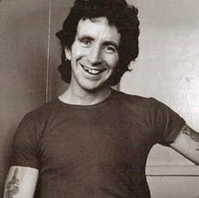 Bon Scott is listed (or ranked) 1 on the list John Bush of Anthrax/Armored Saint's Top 20 Vocal Influences