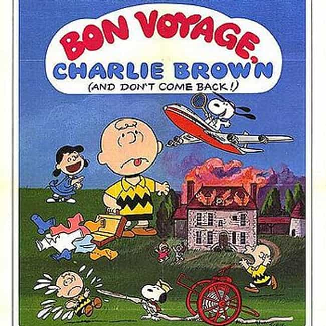 Bon Voyage, Charlie Brown (and... is listed (or ranked) 3 on the list The Best Movies and Series in the Peanuts Franchise