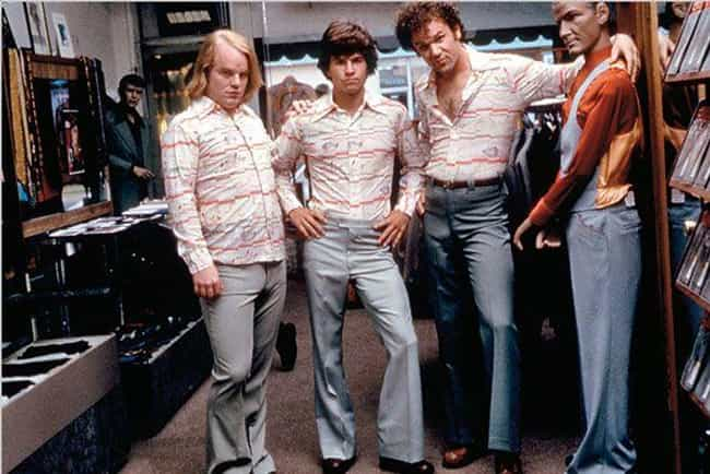 Boogie Nights is listed (or ranked) 3 on the list 16 Influential Movies You Didn't Know Were Based on Short Films