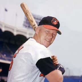 Boog Powell is listed (or ranked) 9 on the list The Greatest Baltimore Orioles of All Time