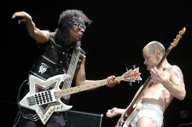 Bootsy's Rubber Band is listed (or ranked) 4 on the list The Best P-Funk Bands/Artists