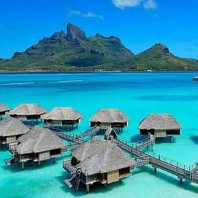 Bora Bora is listed (or ranked) 5 on the list The Best Honeymoon Destinations