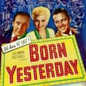 Born Yesterday is listed (or ranked) 19 on the list The Best '50s Comedy Movies