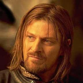 Boromir is listed (or ranked) 15 on the list The Best Lord of the Rings Characters