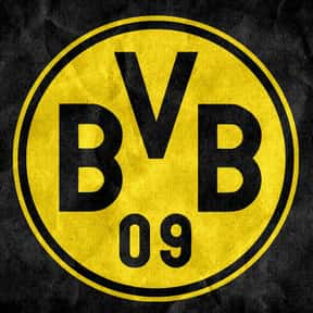 Borussia Dortmund is listed (or ranked) 7 on the list The Best Current Soccer (Football) Teams