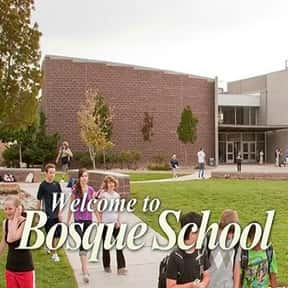 Bosque School is listed (or ranked) 25 on the list Bobcat Mascot School List