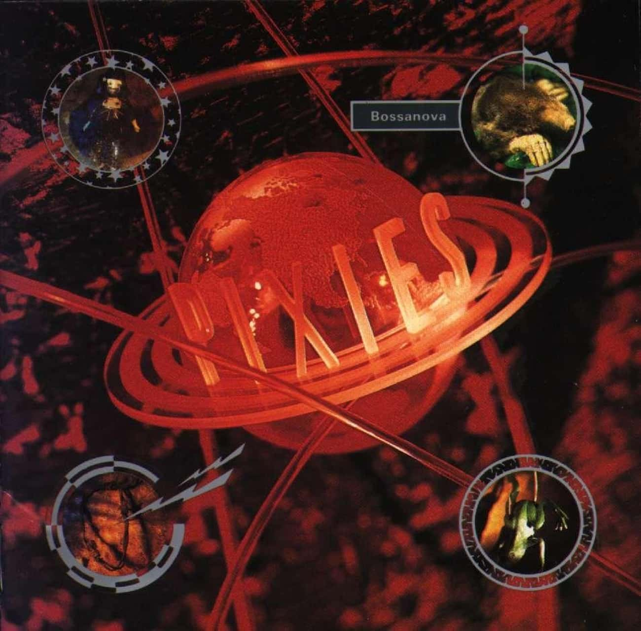 Bossanova is listed (or ranked) 3 on the list The Best Pixies Albums of All-Time