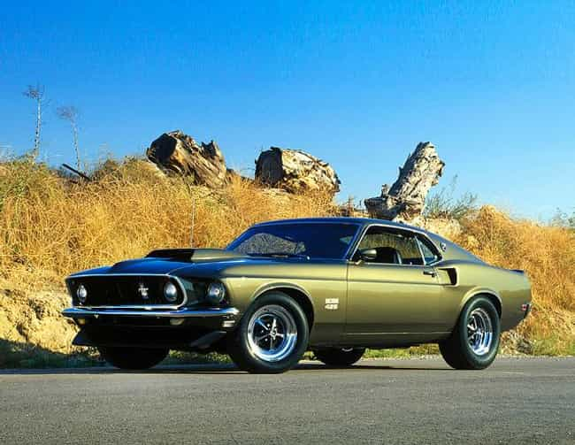 Best Muscle Cars List Of The Most Badass Classic American Muscle - Badass old cars