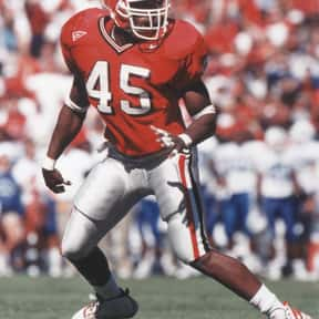 Boss Bailey is listed (or ranked) 25 on the list The Best University of Georgia Football Players of All Time
