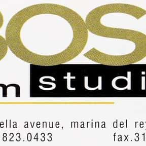 Boss Film Studios is listed (or ranked) 6 on the list List of Animation Companies