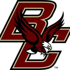 Boston College is listed (or ranked) 1 on the list All ACC Schools