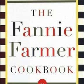 Boston Cooking-School Cook Boo is listed (or ranked) 9 on the list The Most Must-Have Cookbooks
