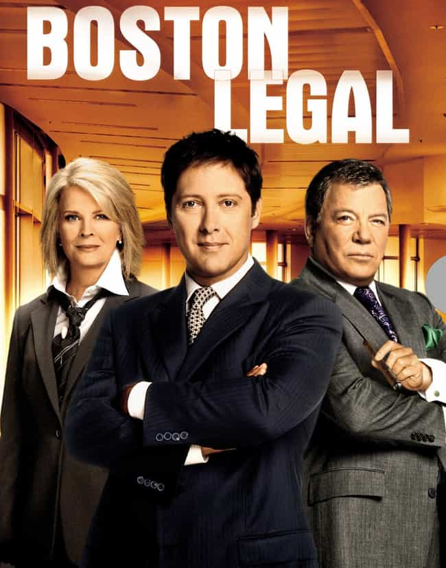 Boston Legal is listed (or ranked) 4 on the list What to Watch If You Love 'Suits'