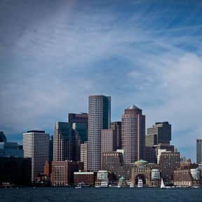 Boston is listed (or ranked) 7 on the list The Best US Cities for Millennials