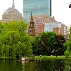 Boston is listed (or ranked) 22 on the list The Best US Cities for Nature Lovers