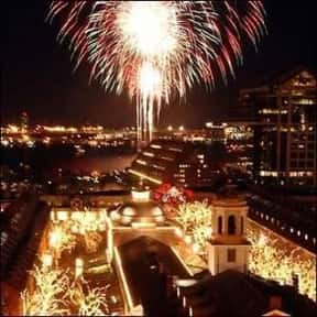 Boston is listed (or ranked) 21 on the list The Best Cities to Party in for New Years Eve