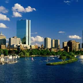 Boston is listed (or ranked) 16 on the list The Best Cities For Millennials